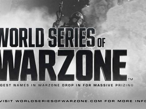 Activision anuncia World Series of Warzone, un torneo de Call of Duty