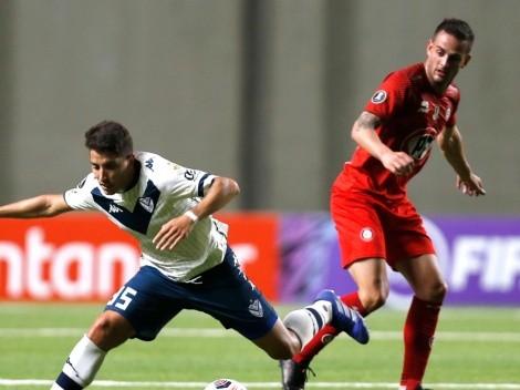 Vélez Sarsfield vs. Unión La Calera: VER EN VIVO, minuto a minuto el partido por la Copa Libertadores 2021