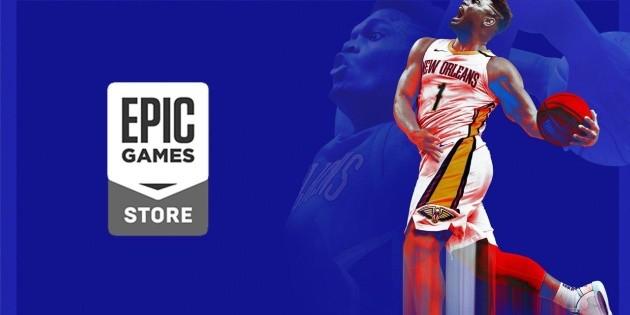 Cómo descargar gratis el NBA 2K21 gracias a la Epic Games Store   Bolavip
