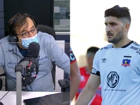 Danilo Díaz desclasifica la negociación de Colo Colo, Juventude y Blandi