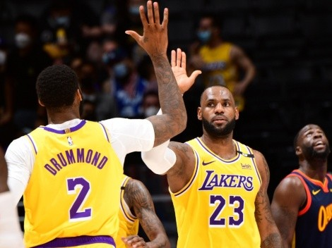 Actuación de LeBron James en play-in no será reconocida por NBA