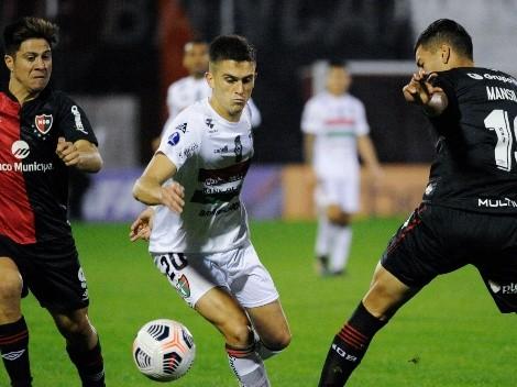 Palestino sigue sin levantar cabeza en la Copa Sudamericana