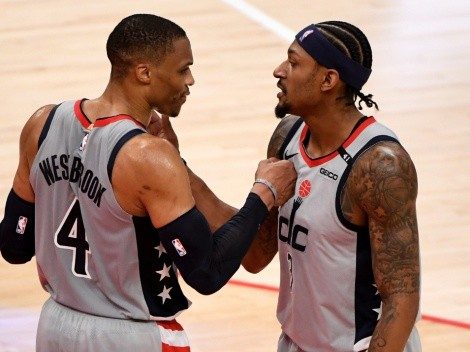 El jugador preferido de Jordan está en Playoffs: Wizards va por los 76ers
