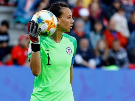 Christiane Endler es elegida la mejor portera de la liga francesa