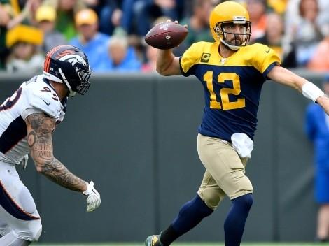 La acción que activó rumores sobre llegada de Aaron Rodgers a Denver Broncos