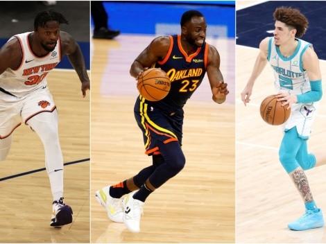 A votar: los finalistas a los Premios NBA de la temporada 2020-2021