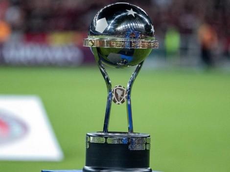 El panorama para la última fecha de la fase de grupos de Copa Sudamericana