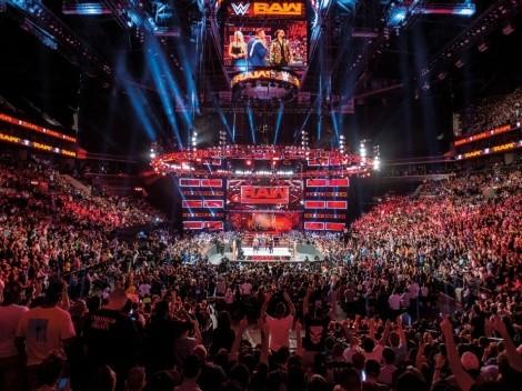 WWE anuncia su primera gira de eventos con público en pandemia