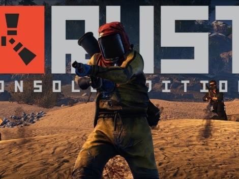 Rust ya está disponible en PS4 y Xbox One: mira su trailer de lanzamiento
