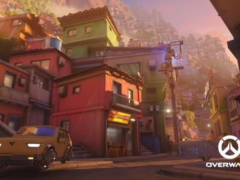 Así serán los cuatro mapas nuevos de Overwatch 2, incluyendo Rio y New York