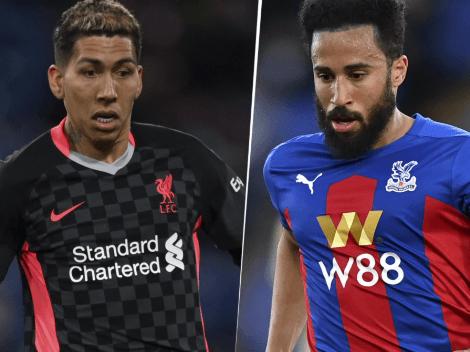EN VIVO: Liverpool vs. Crystal Palace por la Premier League