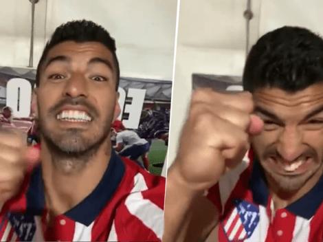 En Barcelona se quieren morir: el video de Suárez en el vestuario tras ganar LaLiga