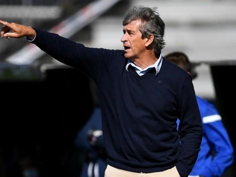 Pellegrini confiesa que se debería levantar una estatua al grupo del Betis