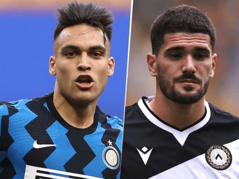 EN VIVO: Inter vs. Udinese por la Serie A