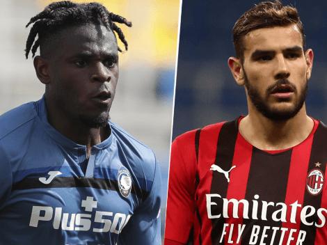 EN VIVO: Atalanta vs Milan por la Serie A