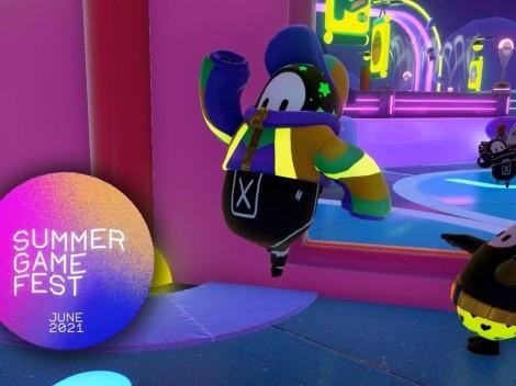 Los editores de Fall Guys revelarán 4 juegos nuevos en Summer Game Fest