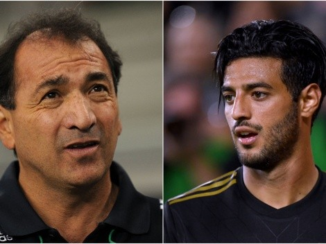 ESPN, ¿qué pasó?: Mario Carrillo se quedó solo y narró a Vela en la MLS