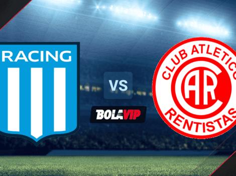 Ver Racing vs. Rentistas por Copa Libertadores: fecha, horario y canales de TV para ver EN DIRECTO