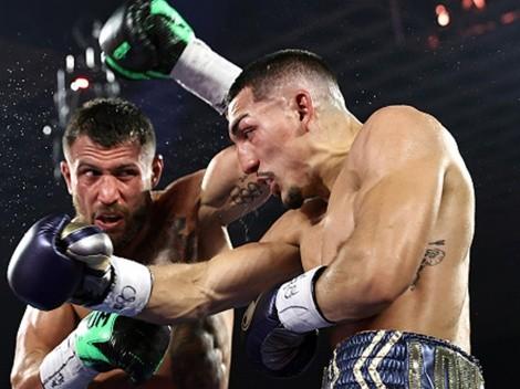 Lomachenko volvió a ver muchas veces la pelea con Teófimo López y dio su veredicto