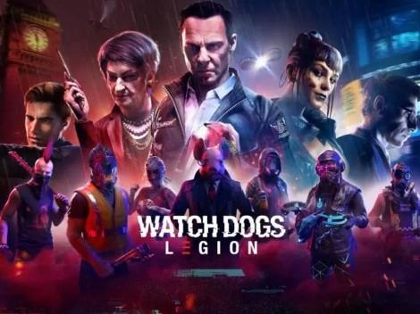 Watch Dogs Legion ya tiene fecha para su actualización de 60fps en PS5 y Xbox Series