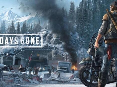 Days Gone se lanza en Steam y ya lidera las ventas semanales