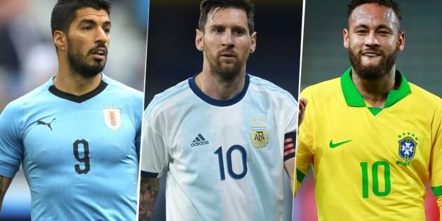 Eliminatorias Sudamericanas: fixture y horarios de las fechas 7 y 8 rumbo a Qatar 2022   ¿Cuándo se juegan los partidos CONMEBOL de junio?   Bolavip