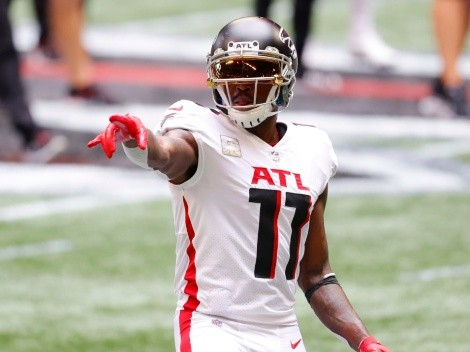 Julio Jones breaks the silence on his future with the Atlanta Falcons