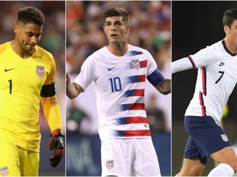 USMNT announces squad for Concacaf Nations League Finals