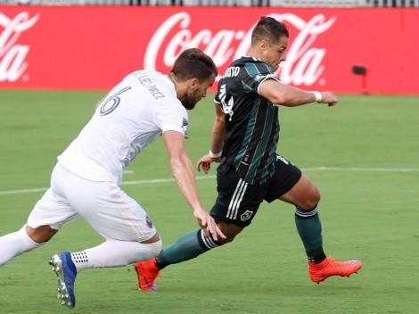 El equipo de Chicharito Hernández podría formar una revolución en la MLS