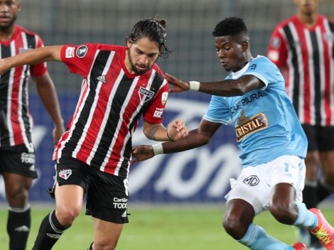 Sao Paulo vs Sporting Cristal: Predictions, odds and how to watch Copa Libertadores 2021 in the US today