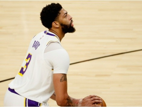 Anthony Davis shares worrying take about facing the Suns