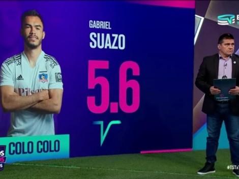 """Marcelo """"Toby"""" Vega: """"Suazo hizo un muy buen partido, es un jugador confiable"""""""
