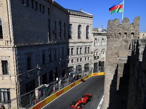 Sigue la Fórmula 1 | VER EN DIRECTO el GP de Azerbaiyán 2021: grilla de largada, hora y TV para mirar la carrera GRATIS