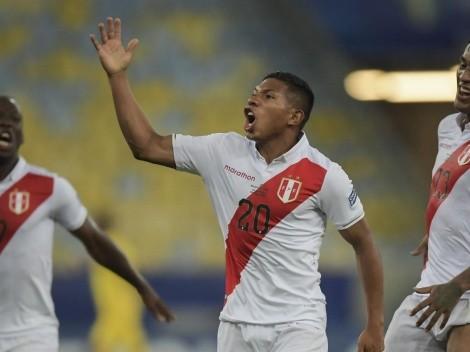 Flores y Gonzales no van: Selección Peruana anunció sus remplazantes