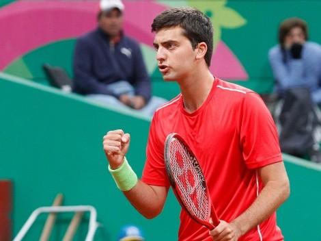 Marcelo Tomás Barrios vs. Tobias Kamke: Dónde y cómo VER EN VIVO por el qualy de Roland Garros