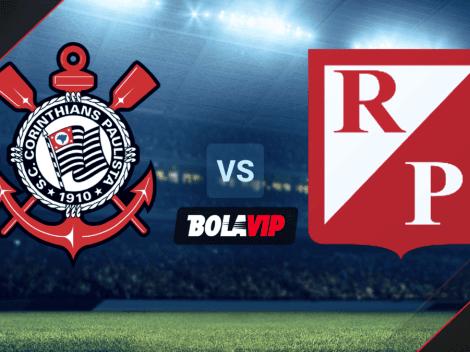 Corinthians vs. River Plate de Asunción por la Copa Sudamericana: hora y canales de TV para ver el duelo EN VIVO