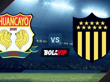 EN VIVO: Sport Huancayo vs. Peñarol por Copa Sudamericana