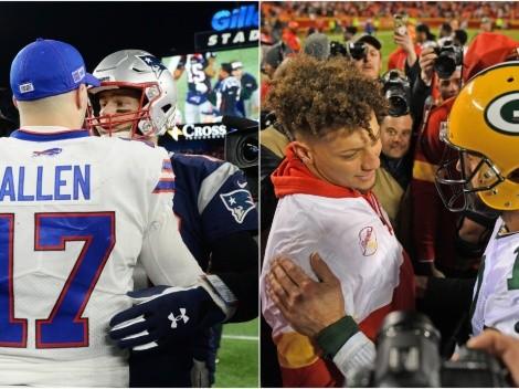 Los mejores enfrentamientos entre quarterbacks que se verán en NFL 2021