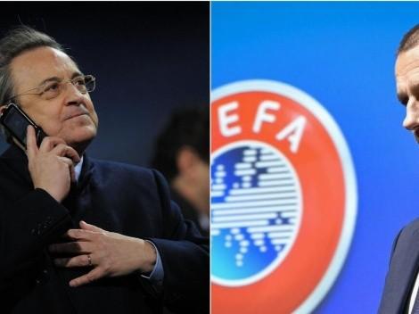 El contraataque de la Superliga para destruir a UEFA
