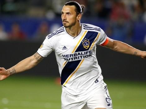 """¡No te lo creo! Las """"locuras"""" de Zlatan Ibrahimovic durante su paso por la MLS"""