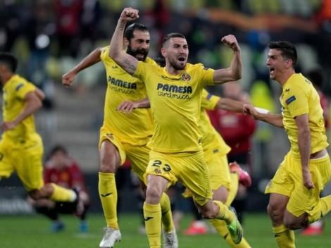 Villarreal se queda con la Europa League en dramática definición a penales