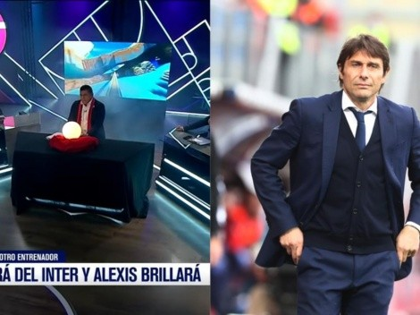 """""""Conte se va y Alexis va a brillar"""": La sorpresiva predicción del Toby Vega en marzo"""