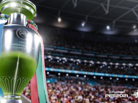 Todos los detalles de la nueva actualización de PES para la Euro 2020