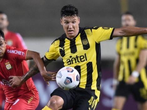 Salvó el honor: Sport Huancayo empató ante Peñarol y sumó su único punto