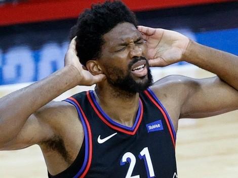 NBA Playoffs: ¿Serie liquidada? Philadelphia 76ers de Joel Embiid aplastó a Washington Wizards