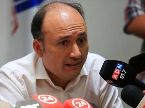 Presidente de Blanco y Negro no pierde la fe en Nicolás Blandi