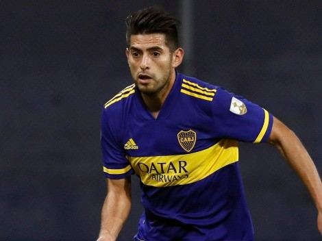 Parte de la máquina: Carlos Zambrano participó en golazo de Boca Juniors