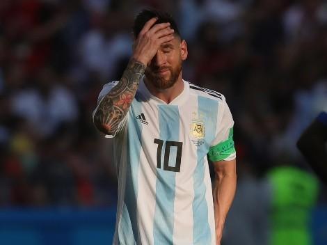 ¿Messi podría perderse la final de la Copa América con la Selección Argentina?