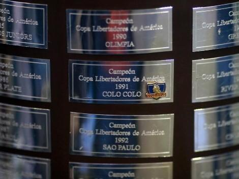 Campeones de América con Colo Colo tendrán asientos vitalicios en el Monumental