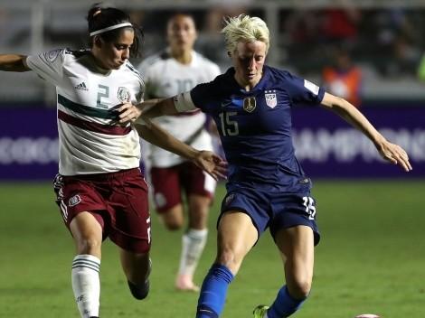 Habrá Clásico Femenil: Estados Unidos y México jugarán dos partidos amistosos